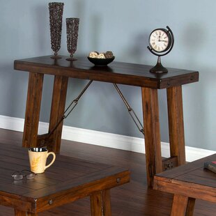 Review Hardin Console Table By Loon Peak