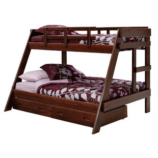 Affordable Twin over Full Bunk Bed with Storage by Chelsea Home Reviews (2019) & Buyer's Guide