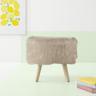 Lewin Wolf Storage Ottoman by Hashtag Home
