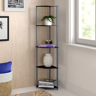 Johannes Corner Bookcase by Zipcode Design