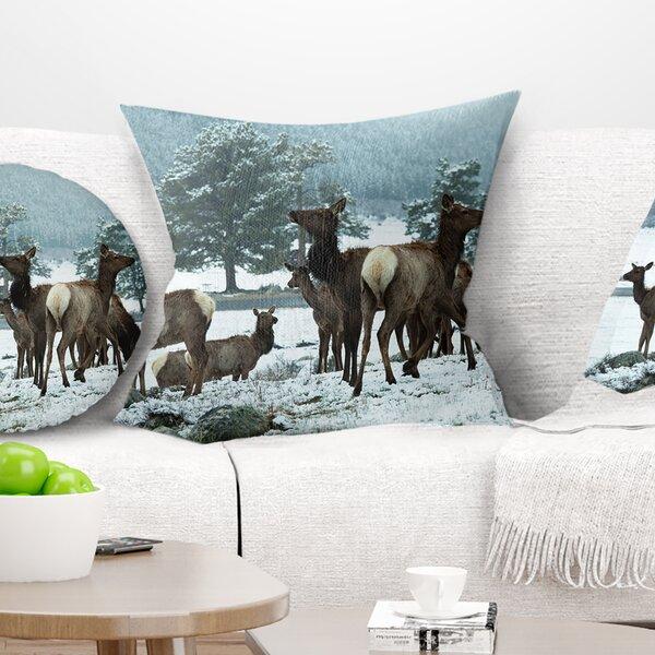 Mountain Pillow Wayfair