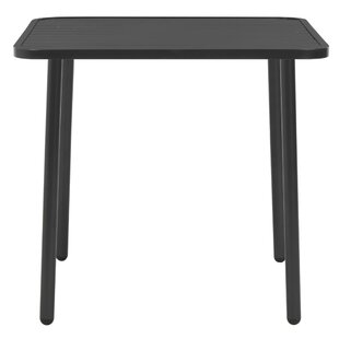 Arbuckle Steel Dining Table By Sol 72 Outdoor