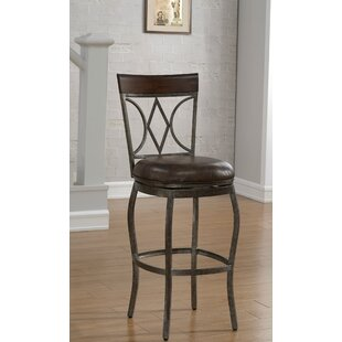 Infinity 26 Swivel Bar Stool American Heritage