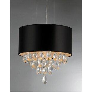 Willa Arlo Interiors Yuliya 4-Light Chandelier