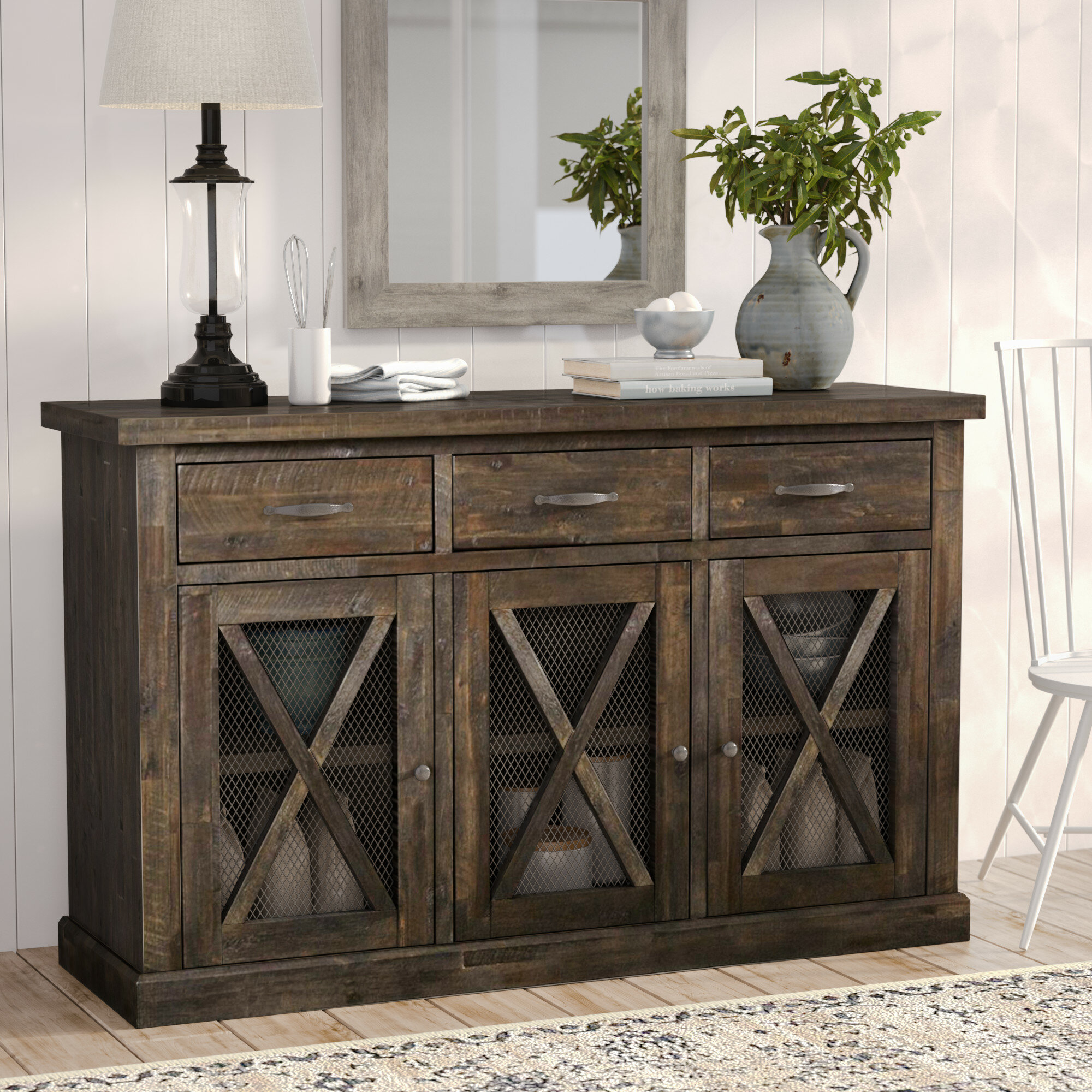 with barns cabinets wine bases barn grid bar modular door pottery buffet glass media sideboard
