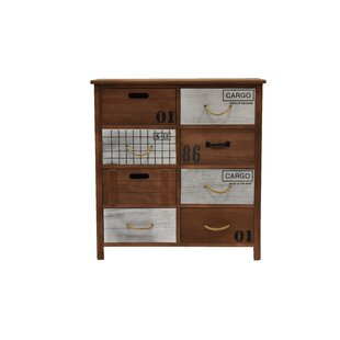 Darryl 8 Drawers Accent Chest by 17 Stories