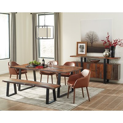Rustic Amp Farmhouse Wood Kitchen Amp Dining Tables You Ll
