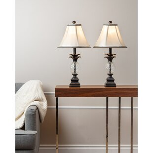 Coral Bay 24 Table Lamp (Set of 2)