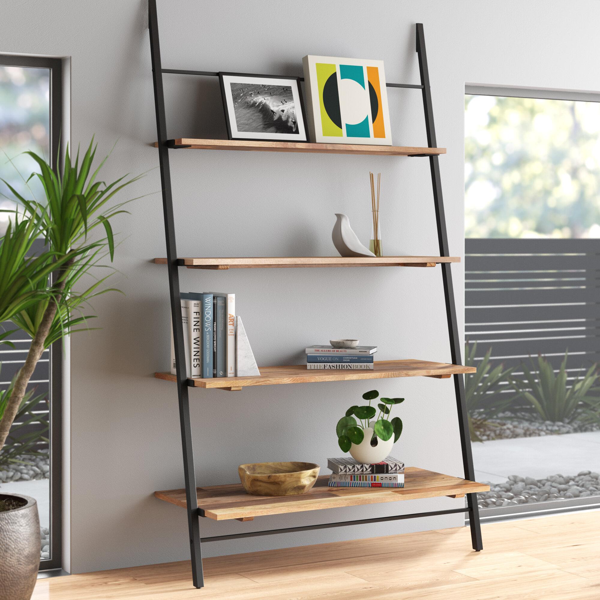 Barnard Shelf Ladder Bookcase