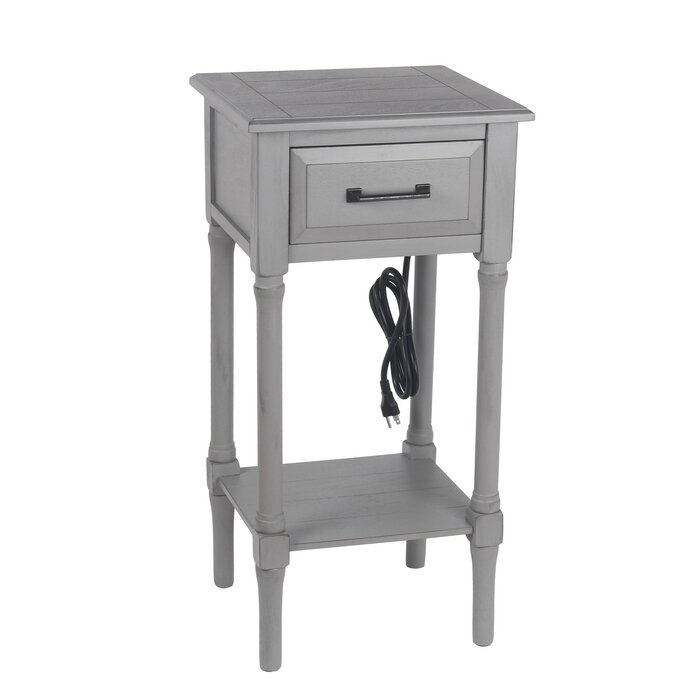 Superb Elma End Table With Storage Andrewgaddart Wooden Chair Designs For Living Room Andrewgaddartcom