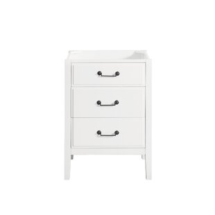Tharp 24 Single Bathroom Vanity Base Only By August Grove