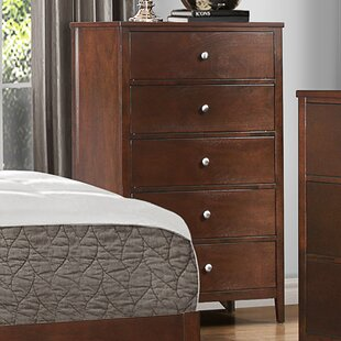 Ketcham 5 Drawer Chest by Darby Home Co