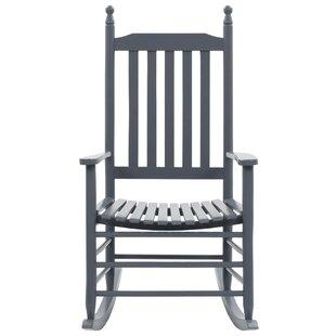 Barrett Rocking Chair By August Grove
