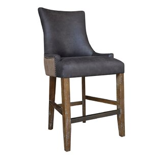 Top Fisher Counter 43 Bar Stool by Loon Peak Reviews (2019) & Buyer's Guide