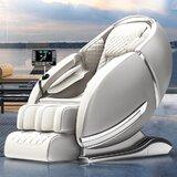 Massage Chair Sl Rail Comfortable Full Body Shiatsu Massage Zero Gravity Gaming Chair (With Footrest) Ergonomic Massage Office Chair