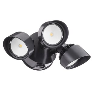 OFL 34-Watt LED Outdoor Security Spot Light by Lithonia Lighting