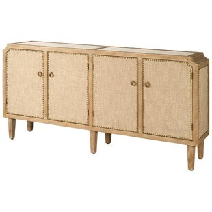 Ramiro 4 Door Accent Cabinet by One Allium Way