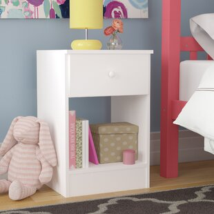 Online Reviews Bailey 1 Drawer Nightstand by Viv + Rae Reviews (2019) & Buyer's Guide