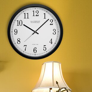 Bedroom Wall Clocks | Wayfair