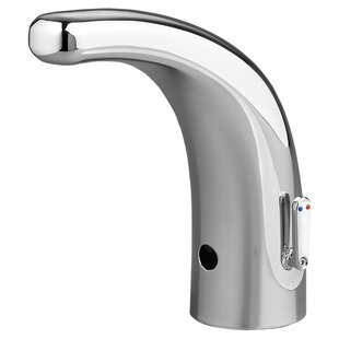 American Standard Selectronic Integrated Single Hole Bathroom Faucet Less Handle