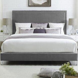 Orren Ellis Dahms Upholstered Platform Bed