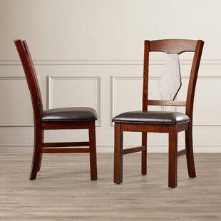 Read Reviews Burgess Side Chair (Set of 2) by Loon Peak Reviews (2019) & Buyer's Guide