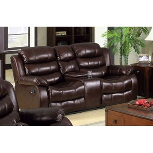 Reviews Homes Recliner Loveseat by Red Barrel Studio Reviews (2019) & Buyer's Guide
