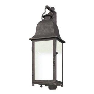 Susannah 1-Light Outdoor Wall Lantern by ..