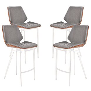 Daventry 26.8 Bar Stool (Set of 4) by Brayden Studio