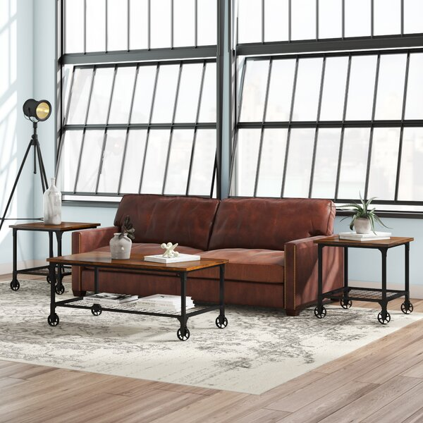 Trent Austin Design Nederland 3 Piece Coffee Table Set
