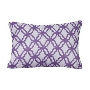 Santistevan Printed Oblong Lumbar Pillow
