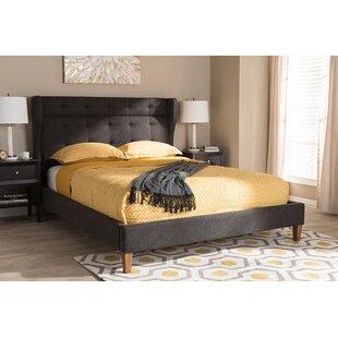 Ivy Bronx Ochlocknee Upholstered Platform Bed