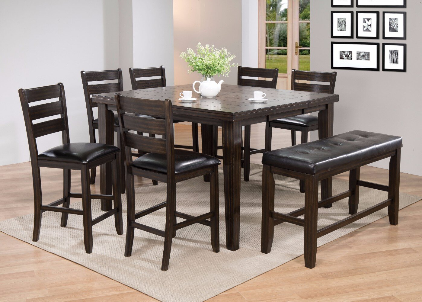 54 Inches Winston Porter Kitchen Dining Tables You Ll Love In 2021 Wayfair
