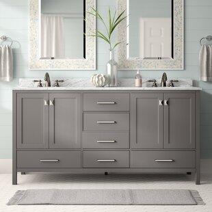 72 Inch Double Bathroom Vanities