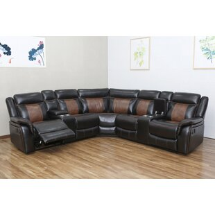 Monica Reclining Sectional by ..