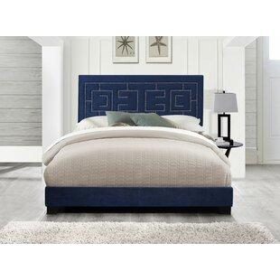 Patten Upholstered Panel Bed by Mercer41