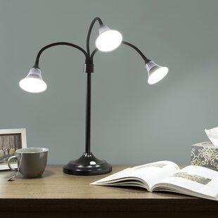 Compare & Buy Carmelia 30.5 Desk Lamp By Latitude Run