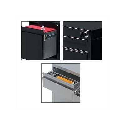 G Series 2 Drawer Vertical Filing Cabinet