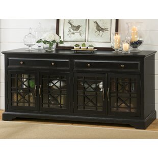 Adame Wooden Media Unit TV Stand for TVs up to 70 by Darby Home Co