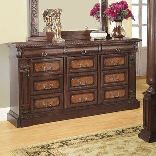 Wildon Home ® Merkel 12 Drawer Standard Dre..