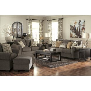 cassie configurable living room set - Farmhouse Living Room Furniture