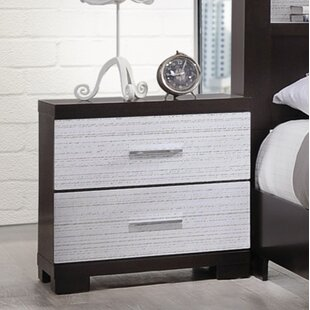 Haupt 2 Drawer Nightstand
