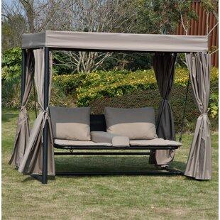 Bakerhill Sun Lounger Set with Cushion