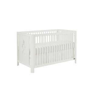 Hassell 3-in-1 Convertible Crib by Harriet Bee