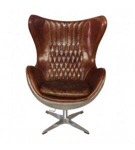 17 Stories Chartrand Wingback Chair