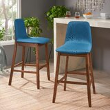 Mcmillon 29 Bar Stool (Set of 2) by Ivy Bronx