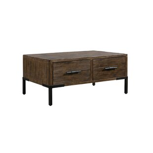 Cross Coffee Table With Storage By Williston Forge