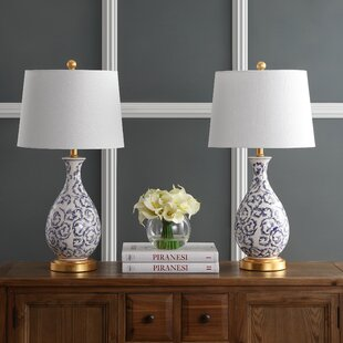 Mcconkey 28'' Table Lamp (Set of 2) by Charlton Home