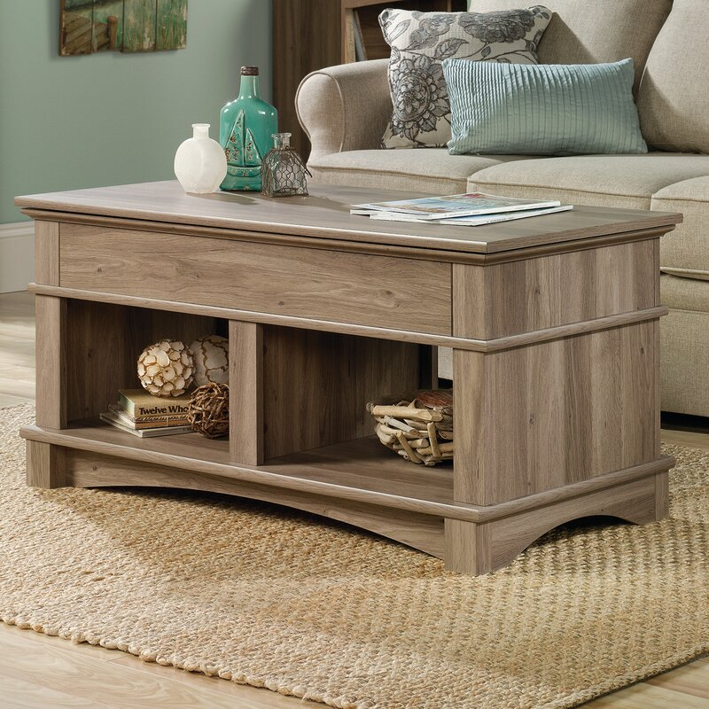 Beachcrest Home Pinellas Lift Top Coffee Table Reviews Wayfair
