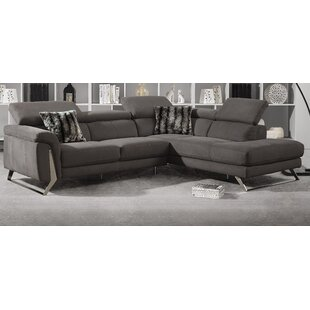 Stillwell Sectional by Orren Ellis Modern